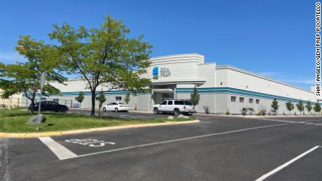 Gem Prep Pocketello Charter School opened last year at a former Sears store in Pine Ridge Mall in Chubbac, Idaho.