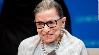 Opinion: Ginsburg made the law fairer for every woman