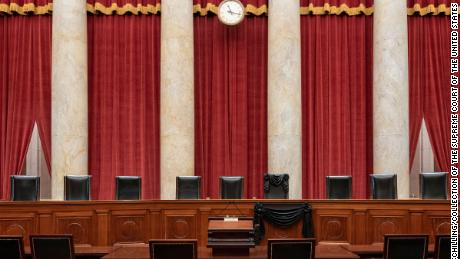 Supreme Court prepares to start a new term with only eight