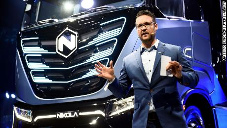 Nikola founder Trevor Milton steps down as chairman in battle with short seller