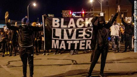 Public support for the Black Lives Matter movement has dropped since June, report finds