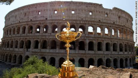 The 2023 Ryder Cup at the Marco Simone Golf and Country Club will be the first time the tournament has been played in Italy.