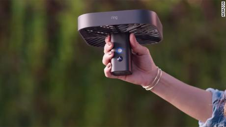 Ring's Always Home Cam is designed to fly around the house and respond to trouble.