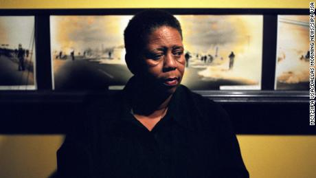 Joanne Bland co-founded a voting rights museum in Selma. (Credit: MCT/Dallas Morning News/Sipa USA)