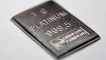 Here's why platinum may now be a better bet than gold