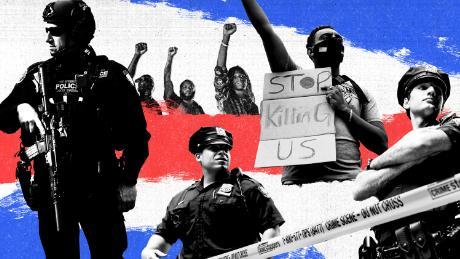 Hear Trump vs. Biden on police reform and accountability
