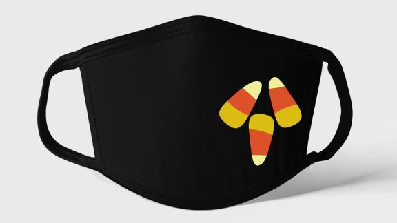 ProCraftyCreations Candy Corn Face Mask