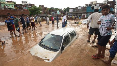Historic end to the monsoon season in India