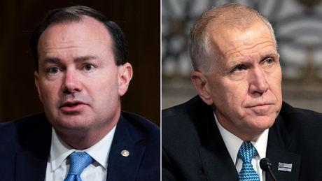 Two GOP senators test positive for Covid-19, potentially jeopardizing Barrett confirmation vote