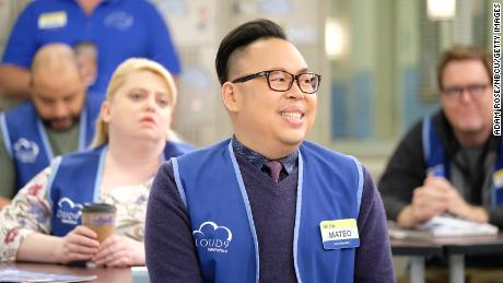 """The writers of NBC's """"Superstore"""" didn't originally envision Mateo (played by Nico Santos) as an undocumented immigrant. But now the character's immigration status has become a key plot point on the show."""