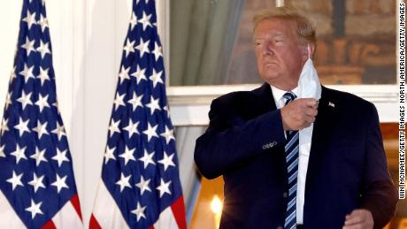 Trump chooses denial and recklessness as he's set to resume campaign rallies