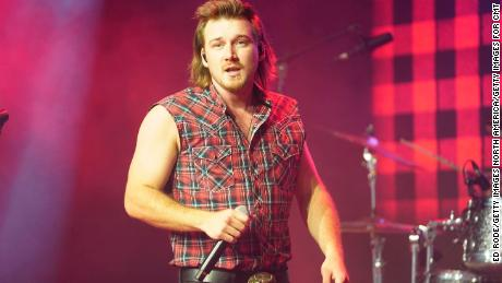 Morgan Wallen performs at The Cowan at Topgolf on June 3, 2019, in Nashville, Tennessee.