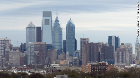 Up to 1,500 birds may have flown into Philadelphia skyscrapers -- in a single day