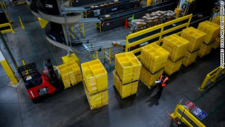 Prime Day, peak season and the pandemic: Amazon warehouse workers brace for the months ahead