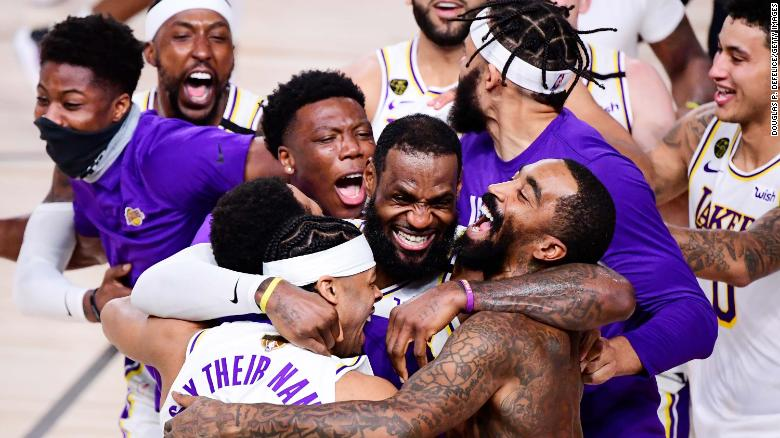 LeBron James has agreed a two-year extension with the Los Angeles Lakers, with whom he won the 2020 NBA Championship in October.