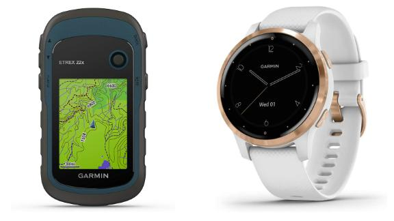 Garmin GPS Units and Smartwatches