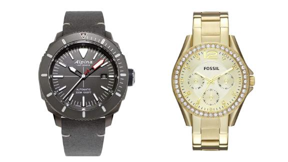 Watches by Citizen, Bulova, Anne Klein, Invicta and more