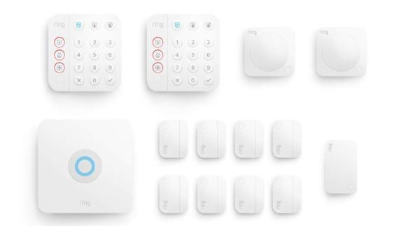 Ring Alarm 14-Piece Kit