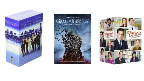 Best-selling TV Box Sets