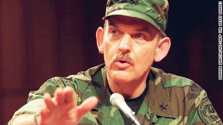 In 1995, then-Army Commander Norman Olson testified before a Senate subcommittee.