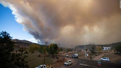 The Cameron Peak Fire in Colorado is the largest in state's history