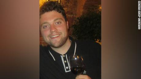 Londoner Jack Duncan, 31, said he believed the city's tighter lockdown was 'long overdue'.
