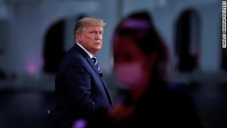 Trump's search for a turnaround