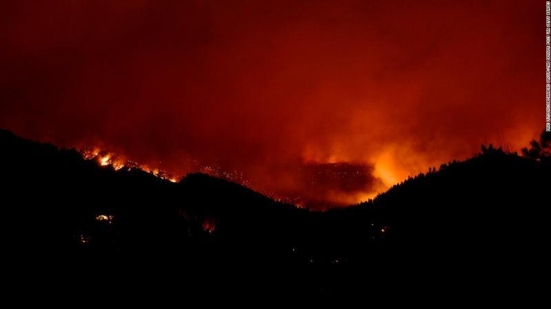 Evacuations ordered in Colorado and Utah as crews battle new blazes