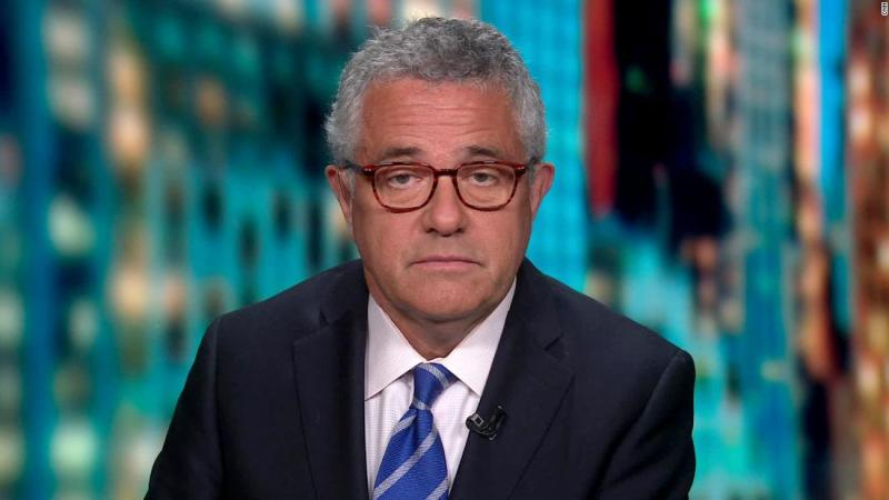 Jeffrey Toobin suspended from New Yorker, on leave from CNN, after accidentally exposing himself on Zoom call