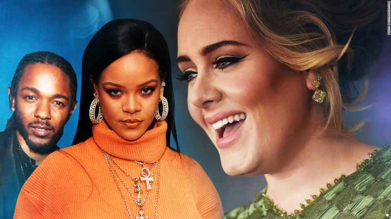 Analysis: Adele and Rihanna, please save us from 2020
