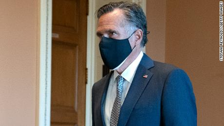 Romney calls for nation to 'get behind' Biden and says he has seen no evidence of voter fraud