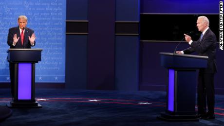 Debate Coach: Biden barely passed, but Trump failed