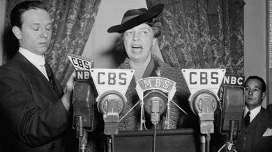 Opinion: Eleanor Roosevelt broke the rules. The world is better for it