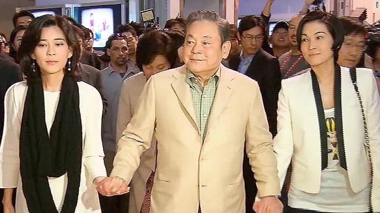 Samsung chairman Lee Kun-hee dies after long illness - CNN