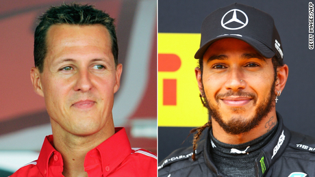 Lewis Hamilton vs. Michael Schumacher: Who is the greatest?