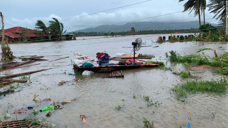 Vietnam prepares to evacuate 1.3 million people as typhoon approaches