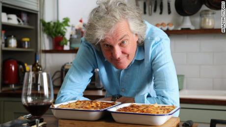 James May cooks it up in his new series.