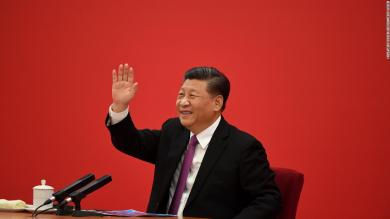 Chinese leader Xi Jinping congratulates Biden on winning election