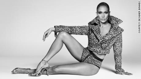 Designer Brands and Jennifer Lopez launched an exclusive footwear collection in March that included stilettos, slingbacks and strappy high-heel sandals.