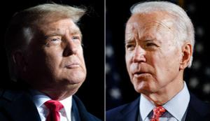 Joe Biden elected president