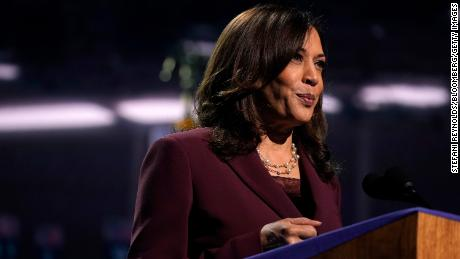 Harris bursts through another barrier, becoming the first female, first Black and first South Asian vice president-elect