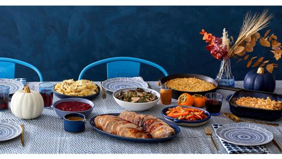 Blue Apron Thanksgiving Meal Prep Feast