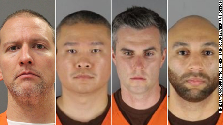 Federal grand jury indicts four former Minneapolis police officers in George Floyd's death