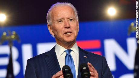 Trump agency tasked with transition process has yet to recognize Biden's victory