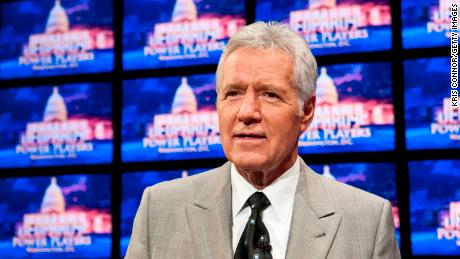 """The late Alex Trebek hosted """"Jeopardy!"""" for 36 years."""