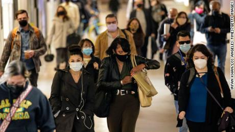 California sees fastest growth in new daily coronavirus cases
