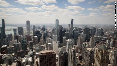 Chicago issues stay-at-home advisory and tells residents to cancel traditional Thanksgiving celebrations