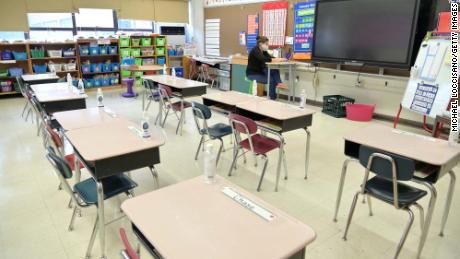 In new Covid-19 guidance, CDC recommends 5 key strategies to reopen schools