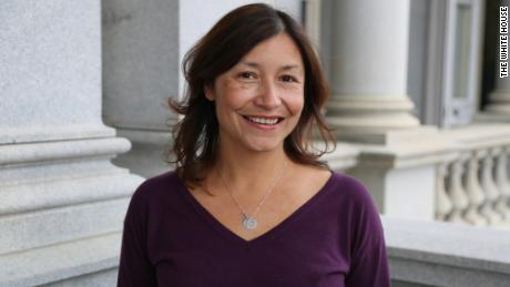 Julie Chavez Rodriguez was a deputy campaign manager for Biden.