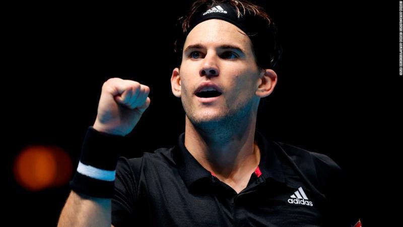 Thiem beats Nadal in an extraordinary match at the ATP Finals